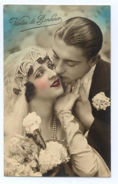 vintage wedding france